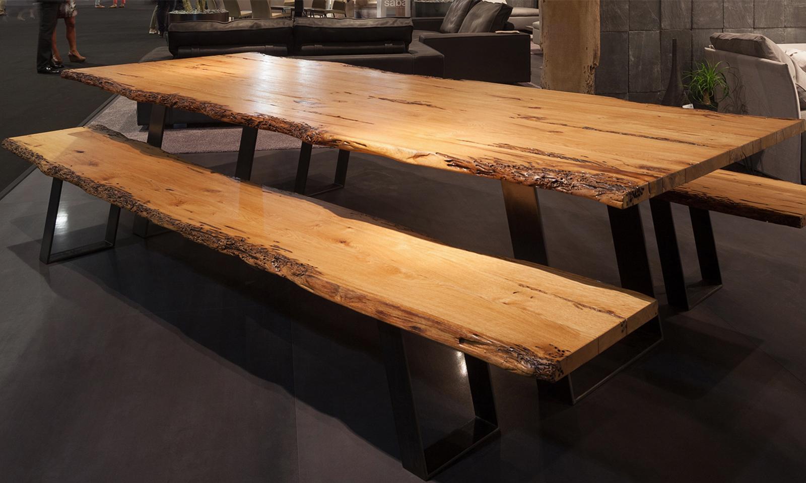 Triss fabriquant de mobilier contemporain haut de gamme for Grand plateau de table