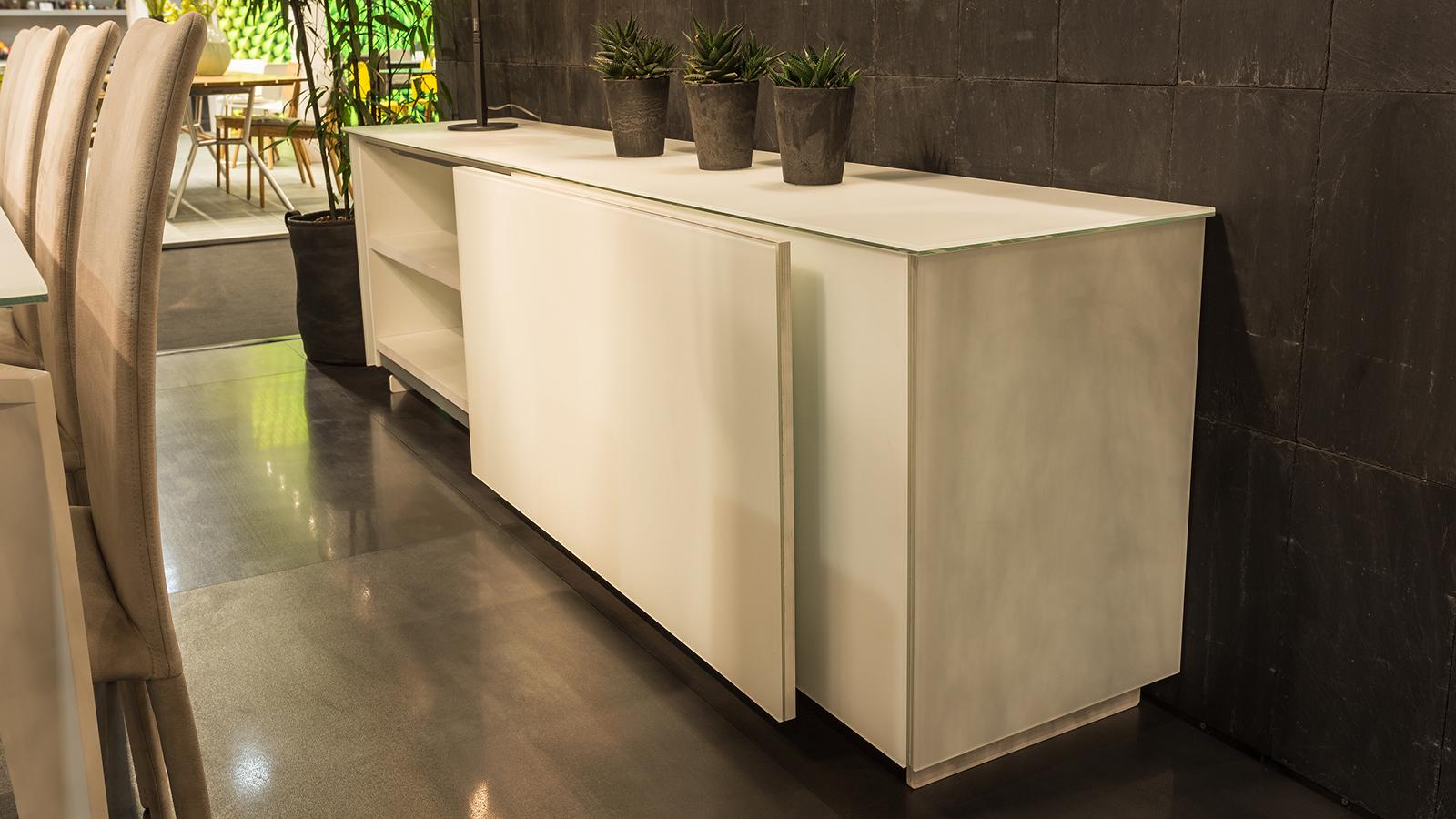 Triss fabriquant de mobilier contemporain haut de gamme for Sideboard 240